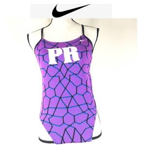 Nike one piece swimsuit new with tags size 10